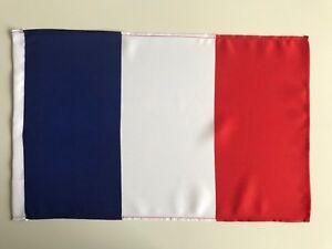 Fahne Flagge Frankreich 30x45 cm mit Schaft