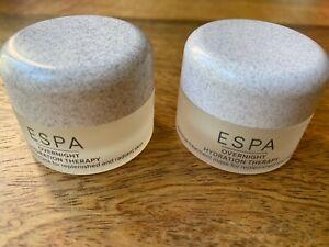 ESPA Overnight Hydration Therapy Intensive treatment mask 2 x 15ml (2 x 15ml)