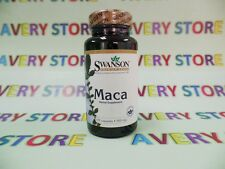 Swanson Maca 500 mg 100 capsules