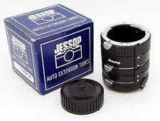 Nikon AI Mount Jessop Extension Tubes - 13mm, 21mm, 31mm #2739MS