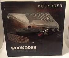 New listing Wockoder Codi-2008 Belt Drive Turntable New