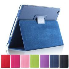 "Case For Apple iPad Mini 7.9"" 1 2 3 Foldable Cover Smart Auto Stand Slim Leather"