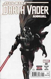 Star Wars Darth Vader Annual #1  Marvel Comic Book 2016 NM