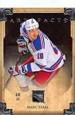 (HCW) 2013-14 Upper Deck Artifacts #52 Marc Staal MINT NY Rangers