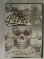 The Golden Age Of Caribbean Pirates (DVD) Region 1, NTSC, 54 minutes