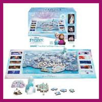 Disney's Frozen 4D Cityscape Jigsaw Puzzle 500 Pieces 3D Puzzle Layers Kids Gift