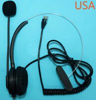 Brand New T400 Headset For Nortel M7310 T7208 T7208 T7316 T7316E phone telephone
