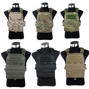 TMC2437 Combat Hunting 2019 Version Adaptive AVS Tactical Vest Multicam M Size