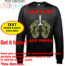 Custom Printed Text Your Image Personalised Stag Workwear Event Sweater Jumper