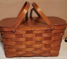Wooden Picnic Basket (Basket Only)
