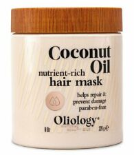 Oliology Coconut Oil Hair Mask - Helps Repair & Prevent Damage | Paraben Free