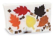 Primal Elements Autumn Leaves 7.0oz+ not 6.0 Handmade Glycerin Soap