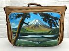 1946-48 Occupied Japan US Army Officers Hand Painted Suit CaseOriginal Period Items - 13981