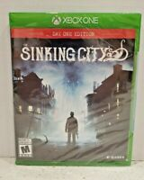 The Sinking City Day One Edition Xbox One Brand New Sealed