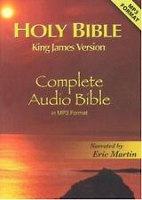 THE HOLY BIBLE  (King James version) AUDIO DVD - PDF, MSWORD & 700+ IMAGES