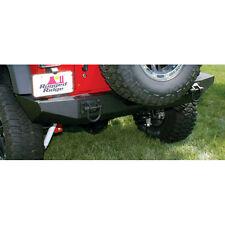 Pare choc arriere Renforce Heavy Duty Jeep Wrangler JK