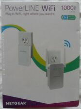 NETGEAR PowerLINE WiFi 1000 PLPW1000-100NAS V2 Wireless Extender Access point
