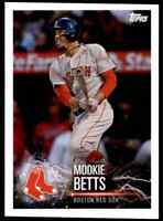 2019 TOPPS NATIONAL BASEBALL CARD DAY PROMO MOOKIE BETTS RED SOX #NNO