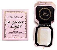 BRAND NEW IN BOX Too Faced Diamond Light Multi-Use DIAMOND FIRE Highlighter BNIB