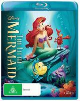 The Little Mermaid = NEW Blu-Ray Region B