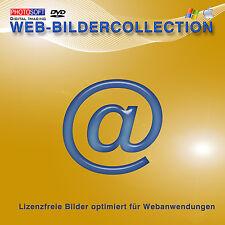 Mega-Bildercollection DVD - 7600 Fotos Bilder Texturen Pics Grafiken