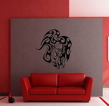 Wall Stickers Vinyl Decal Bullfighting Bull Tattoo Animal ig614
