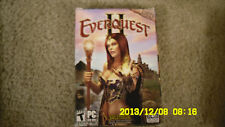 EverQuest Ii [Dvd-Rom] (Pc, 2004) New With 30 Day Subscription!
