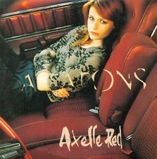 AXELLE RED - A tatons 3TR CDS 1996 POP