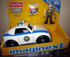 IMAGINEXT_DC SUPER FRIENDS Collection_Commissioner GORDON & Police Car_Exclusive