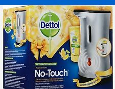 Dettol No Touch Antibac Hand Wash System, NEW and citrus 250ml refill £7.59