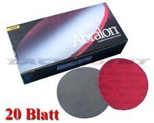20 bl. Mirka abralon 150mm Mousse disques abrasifs P3000 peinture auto lackpoint