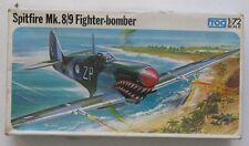 Frog 1/72 F237 Spitfire Mk.8/9 1974 Model Kit Contents Factory Sealed (B13)