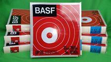 "BASF DP26 5"" Reel to Reel Tape LH HiFi NEW Factory Sealed Blank DP 26 1200 ft."