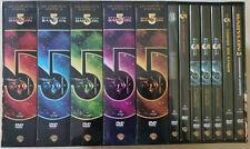 Spacecenter Babylon 5 - Complete Collection [37 DVDs] - OVP