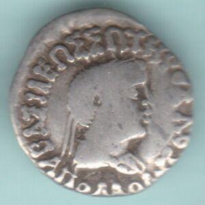 ANCIENT INDIA INDO GREEK APOLODOTUS SILVER DRACHM RARE SILVER COIN