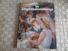 LES GRANDS MAITRES DE L'ART - LES IMPRESSIONNISTES PAR JOHN RUSSEL TAYLOR