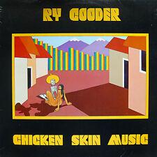 ry cooder chicken skin music LP MS2254