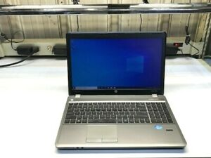 HP Probook 4540s i5-3210m 2.50 GHZ 8GB 320 GB HD Power Adapter & Cord Win 10 Pro