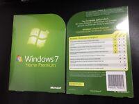 Microsoft Windows 7 Home Premium, Retail, Vollversion, Deutsch mit MwSt Rechnung