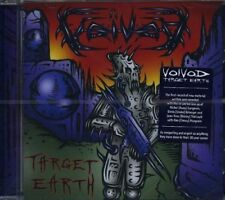 Voivod - Target Earth - Album CD (1)