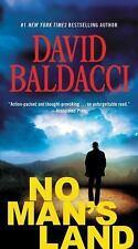 John Puller: No Man's Land by David Baldacci (2017, Paperback) E