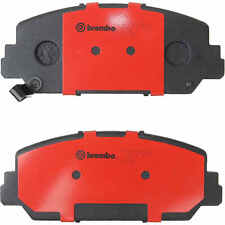 Disc Brake Pad Set-Brembo Front WD EXPRESS 520 16970 253