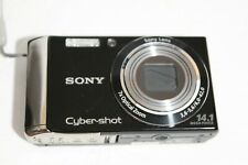 Sony Cyber-shot DSC-W370 14.1MP Digital Camera, Charger and Case