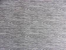 Dark Grey Wood Grain on Light Grey Cotton Quilting Sewing Fabric- 1 Yard