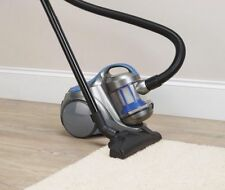 Bagless Cylinder Vacuum Cleaner (Grey & Blue) - Bargain Sale!!!!!