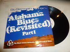 ST GERMAIN - Alabama Blues (revisited Part 1) - 1996 UK 4-track Vinyl single