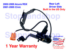 New ABS Wheel Speed Sensor for 01-05 Honda Civic Acura RSX REAR Left Driver Side