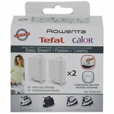 2x TEFAL Anti Calc Iron Filter Cartridges XD9060E0 EASY STEAM FASTEO LIBERTY