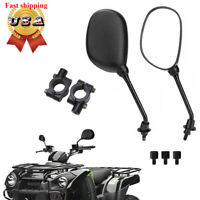 ATV Rear View Mirror Set For Honda TRX 250 350 400 450 Rancher Foreman FourTrax