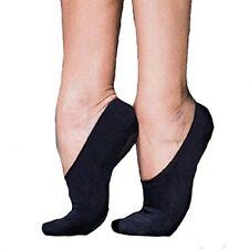 Capezio Extend Soft Ballet Shoes, Black, Adult Size XL